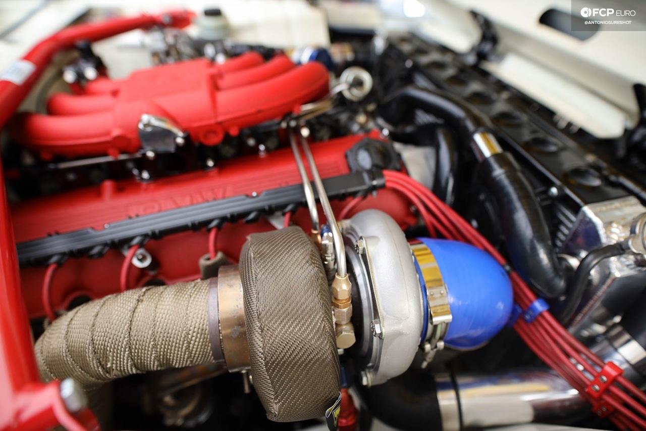 '72 BMW 2002 : M20 + Turbo = 400 ch ! 5