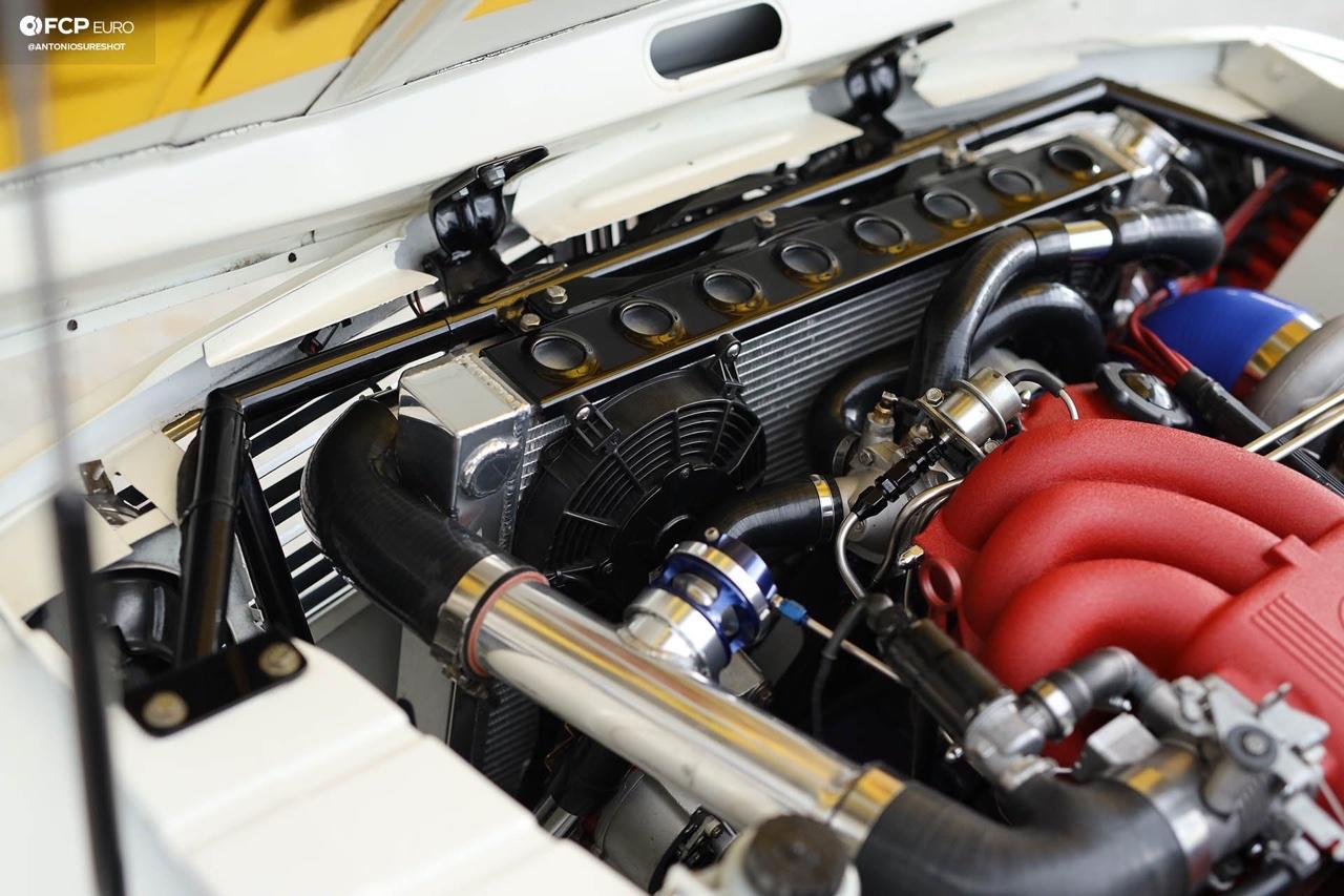'72 BMW 2002 : M20 + Turbo = 400 ch ! 6