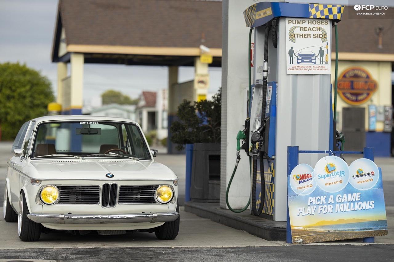 '72 BMW 2002 : M20 + Turbo = 400 ch ! 1