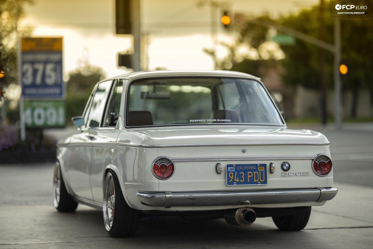 '72 BMW 2002 : M20 + Turbo = 400 ch ! 15