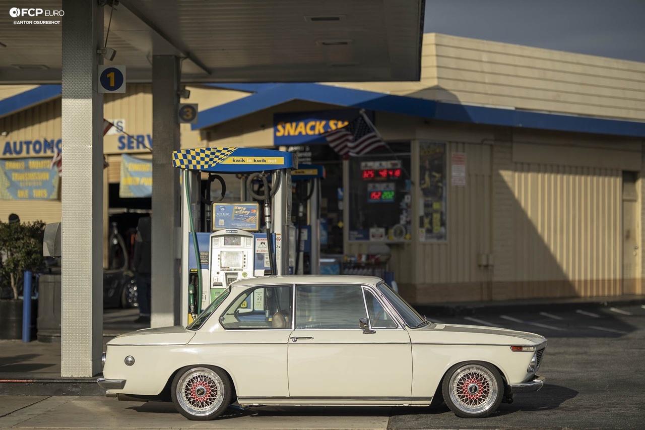 '72 BMW 2002 : M20 + Turbo = 400 ch ! 7