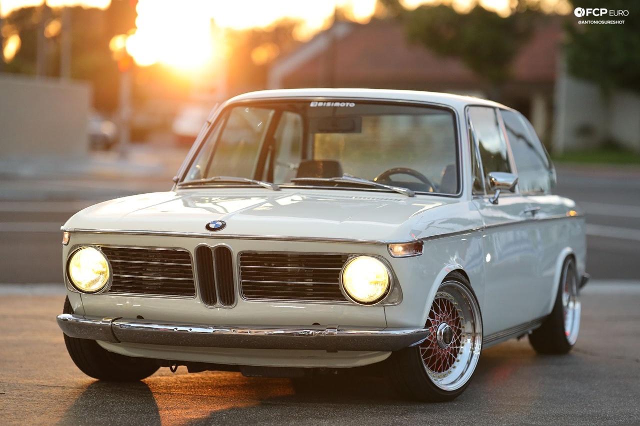 '72 BMW 2002 : M20 + Turbo = 400 ch ! 14