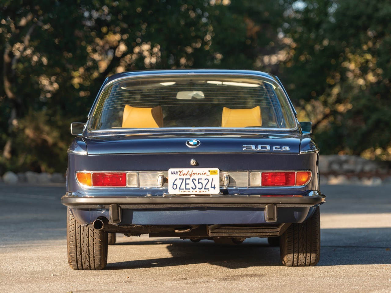BMW E9 3.0 CS 1974 - Quand Alpina y fout son nez... 6