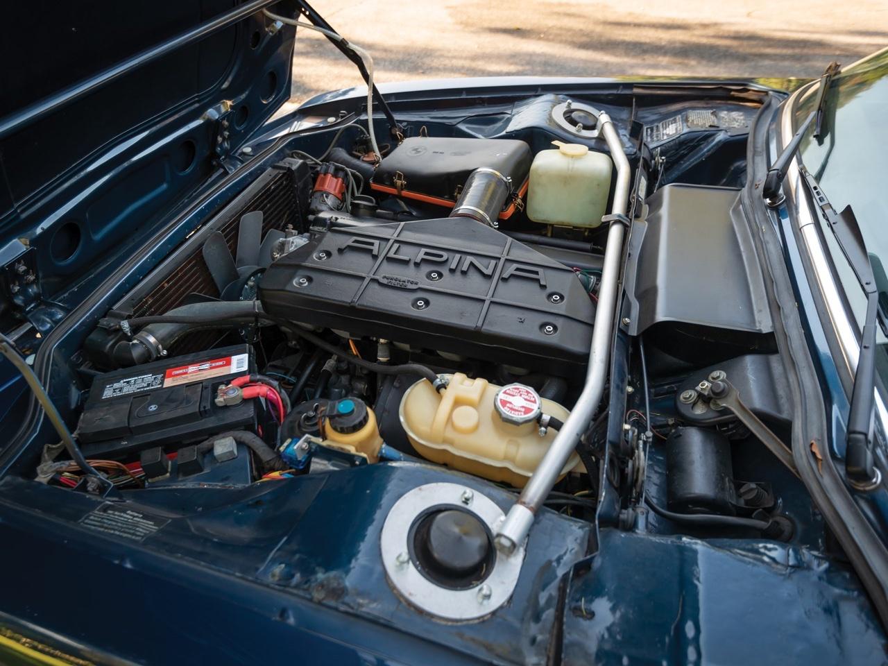 BMW E9 3.0 CS 1974 - Quand Alpina y fout son nez... 3
