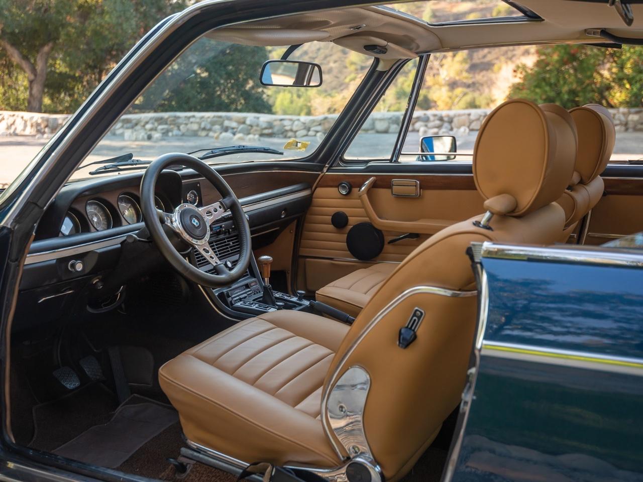 BMW E9 3.0 CS 1974 - Quand Alpina y fout son nez... 2