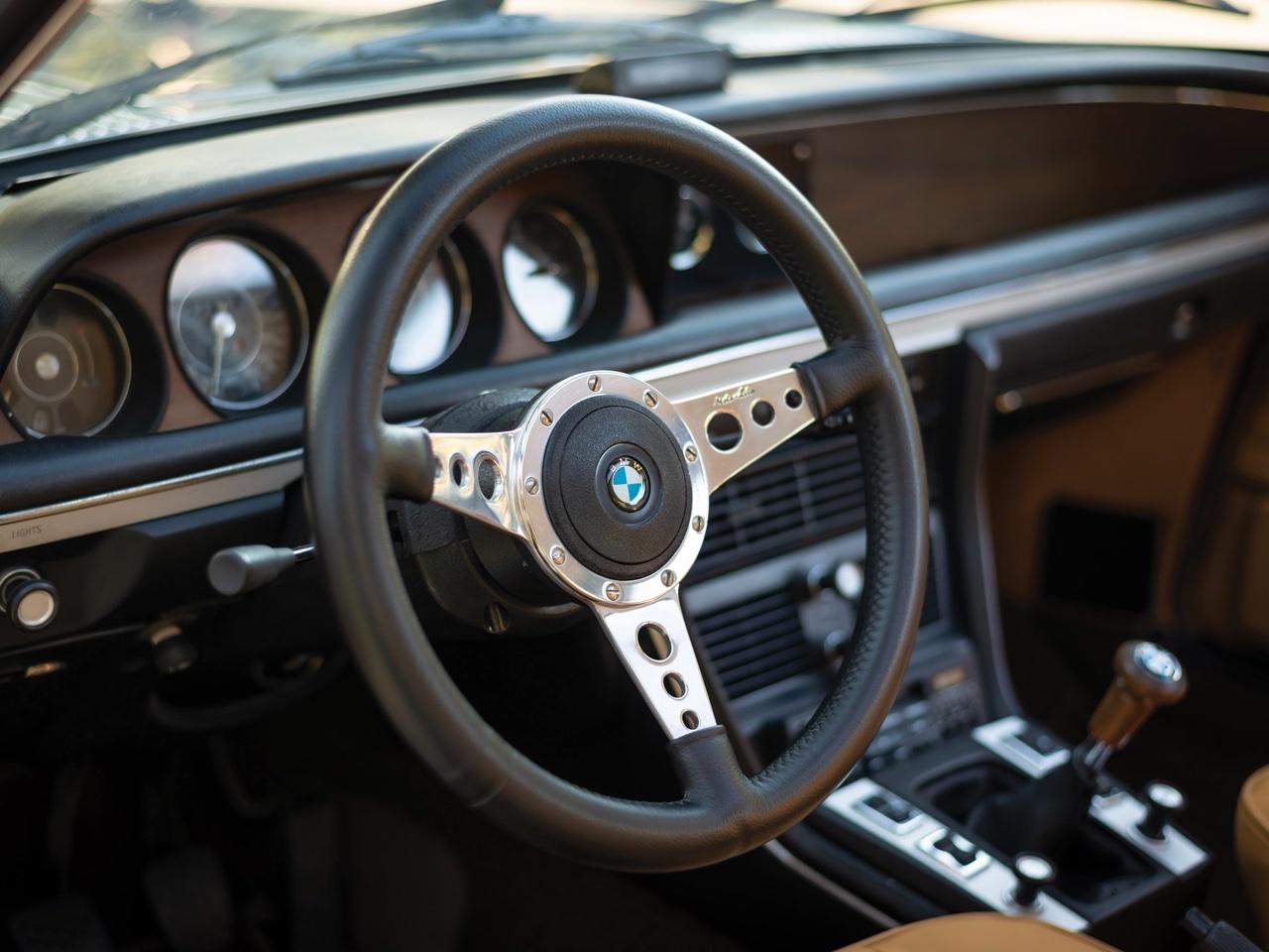 BMW E9 3.0 CS 1974 - Quand Alpina y fout son nez... 4