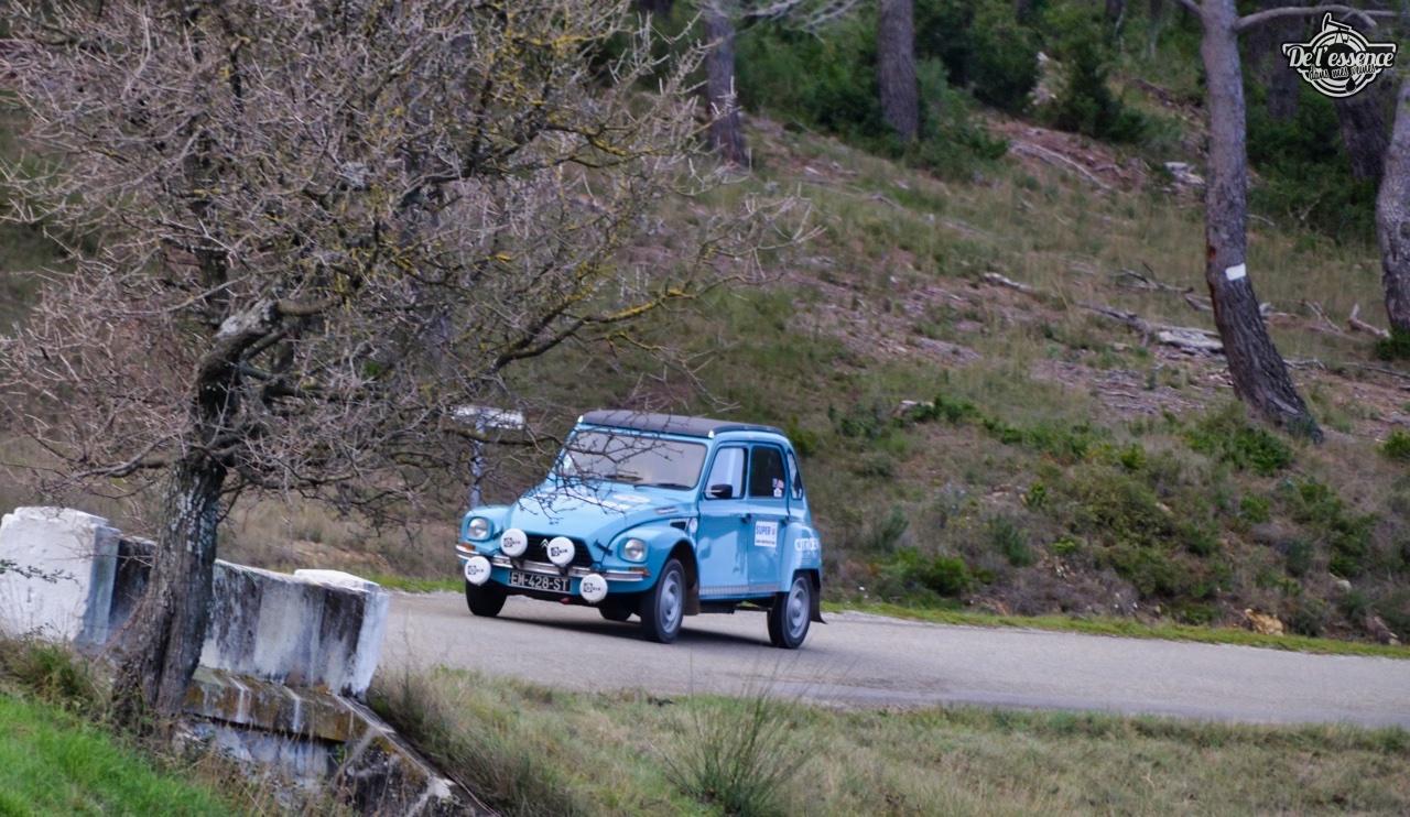 '76 Citroën Dyane... Prête pour le Monte Carlo ! 31
