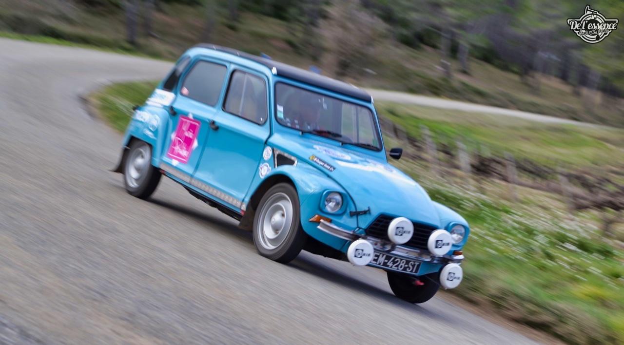 '76 Citroën Dyane... Prête pour le Monte Carlo ! 30