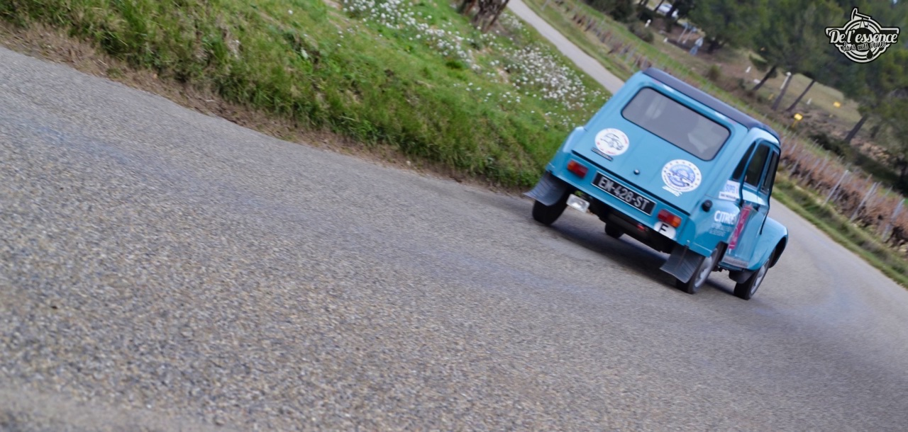 '76 Citroën Dyane... Prête pour le Monte Carlo ! 28