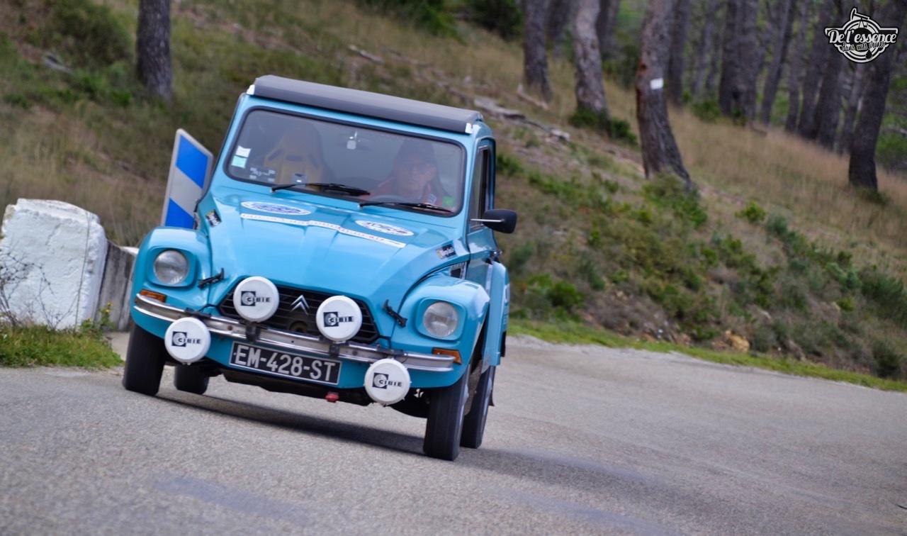 '76 Citroën Dyane... Prête pour le Monte Carlo ! 32