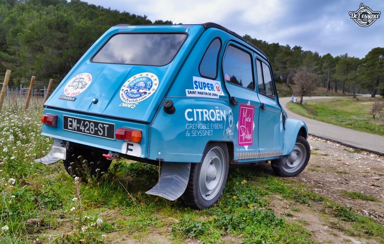 '76 Citroën Dyane... Prête pour le Monte Carlo ! 5