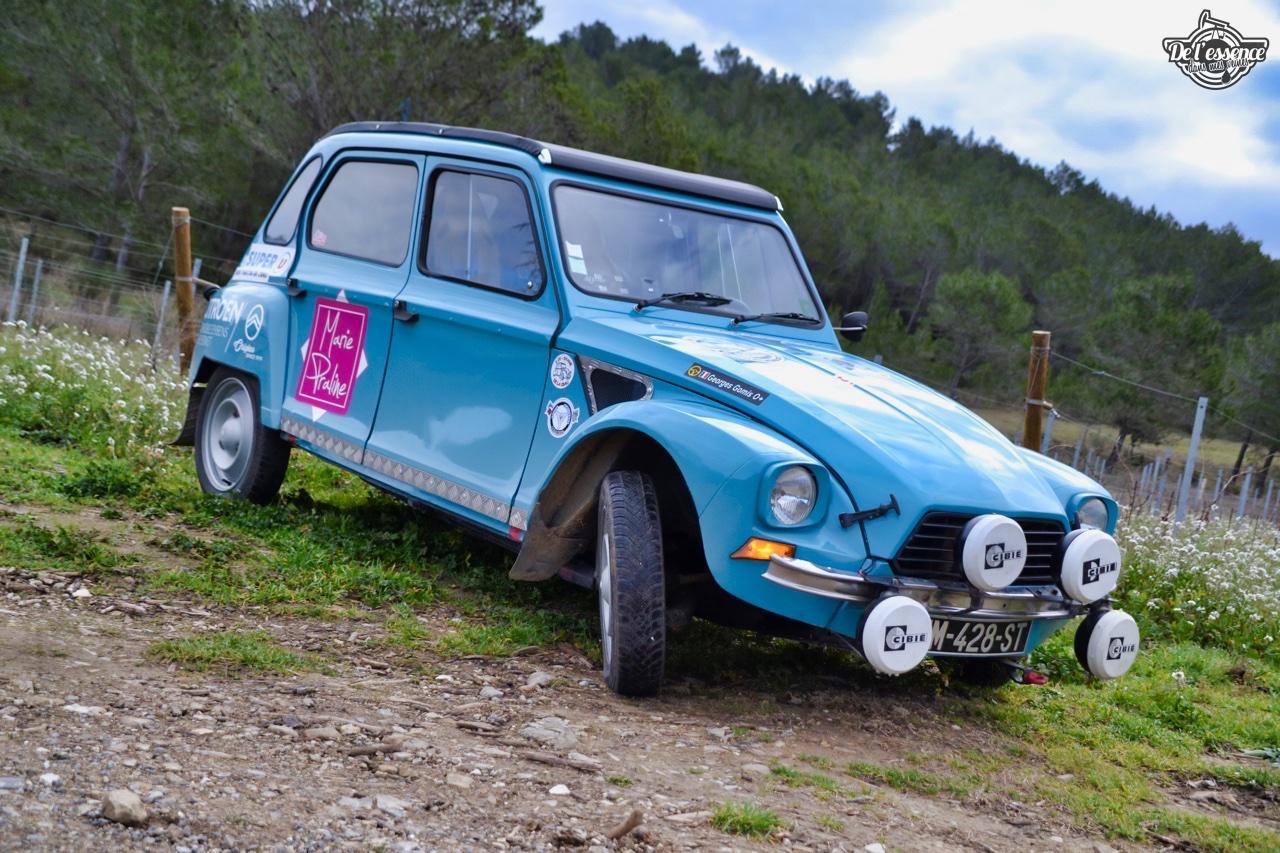 '76 Citroën Dyane... Prête pour le Monte Carlo ! 17