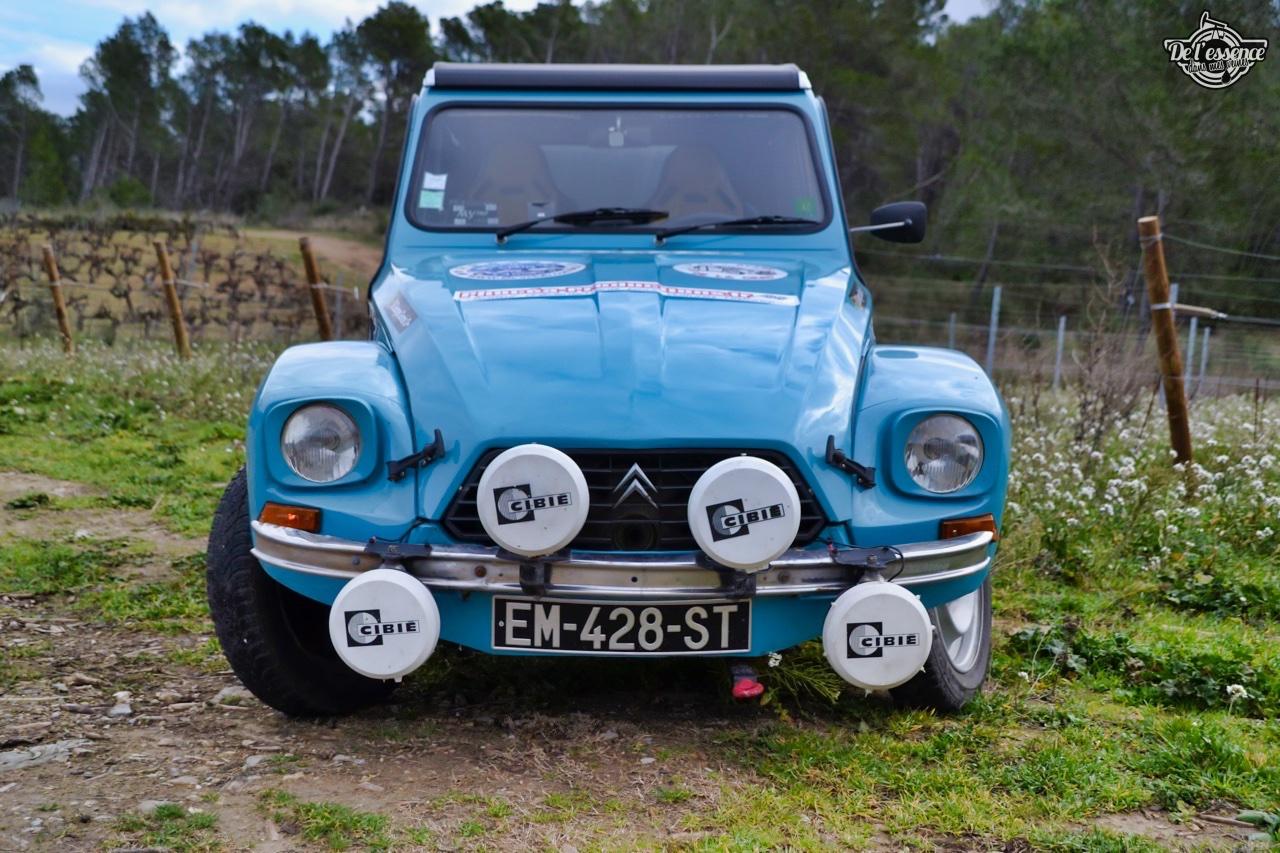 '76 Citroën Dyane... Prête pour le Monte Carlo ! 24