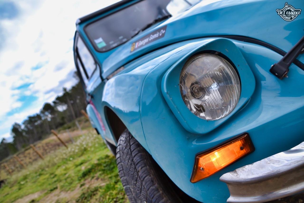 '76 Citroën Dyane... Prête pour le Monte Carlo ! 11