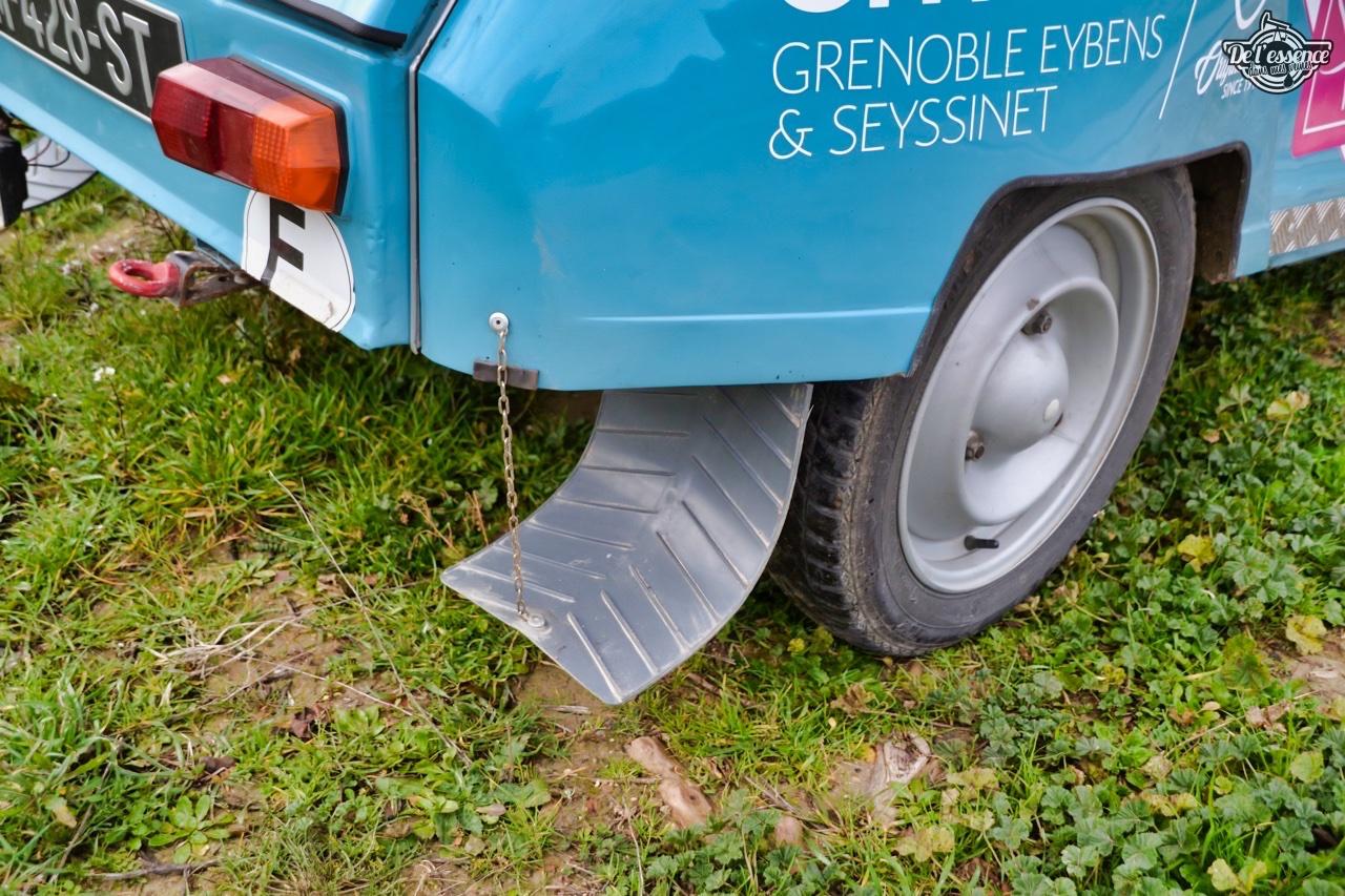'76 Citroën Dyane... Prête pour le Monte Carlo ! 15