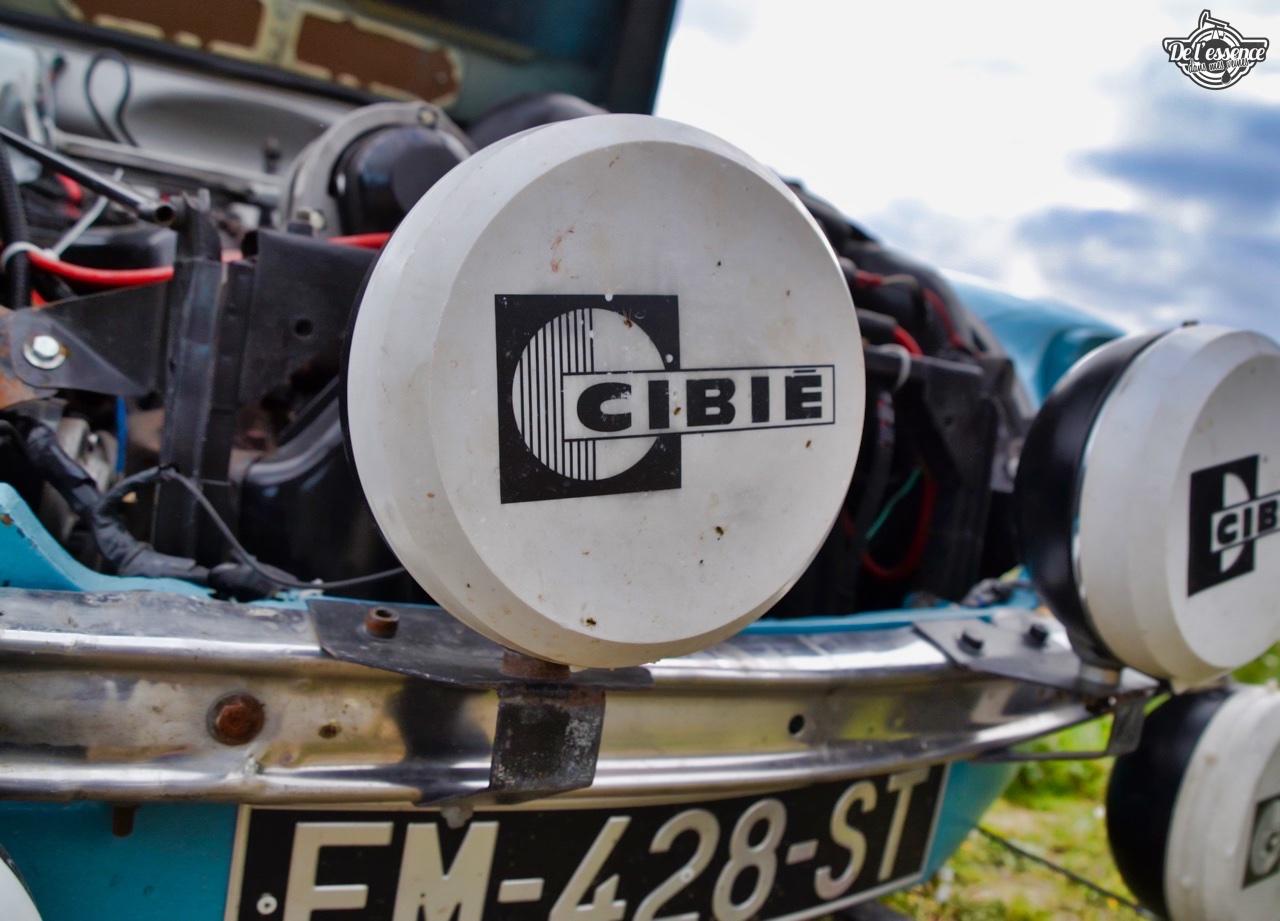 '76 Citroën Dyane... Prête pour le Monte Carlo ! 10