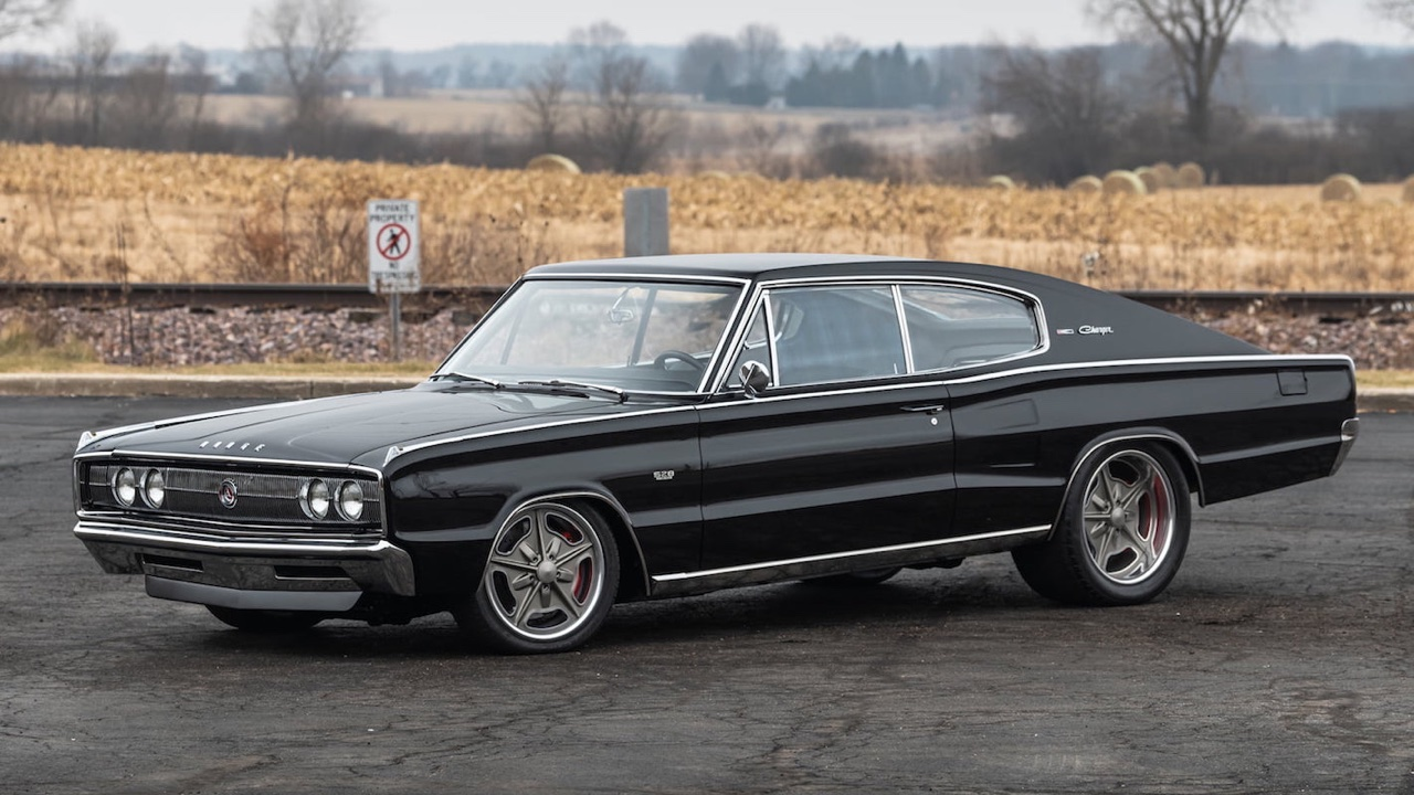 '67 Dodge Charger Restomod - Ouch ! 45