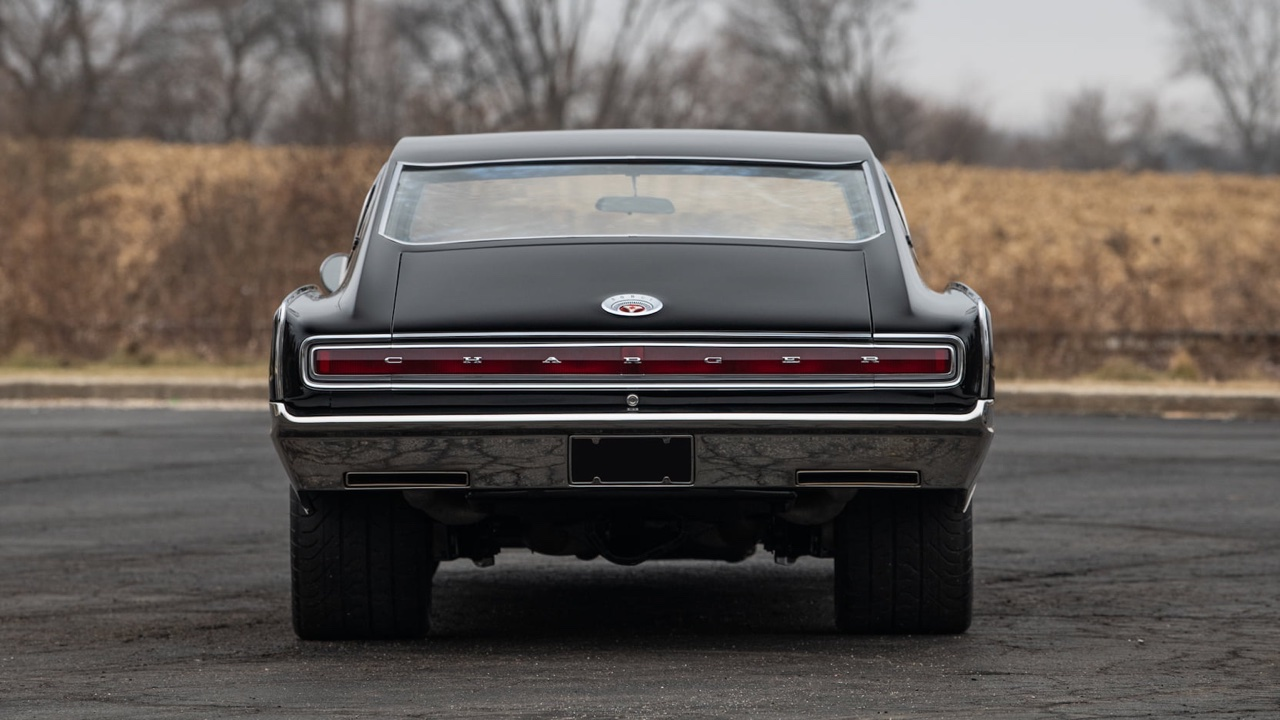 '67 Dodge Charger Restomod - Ouch ! 39