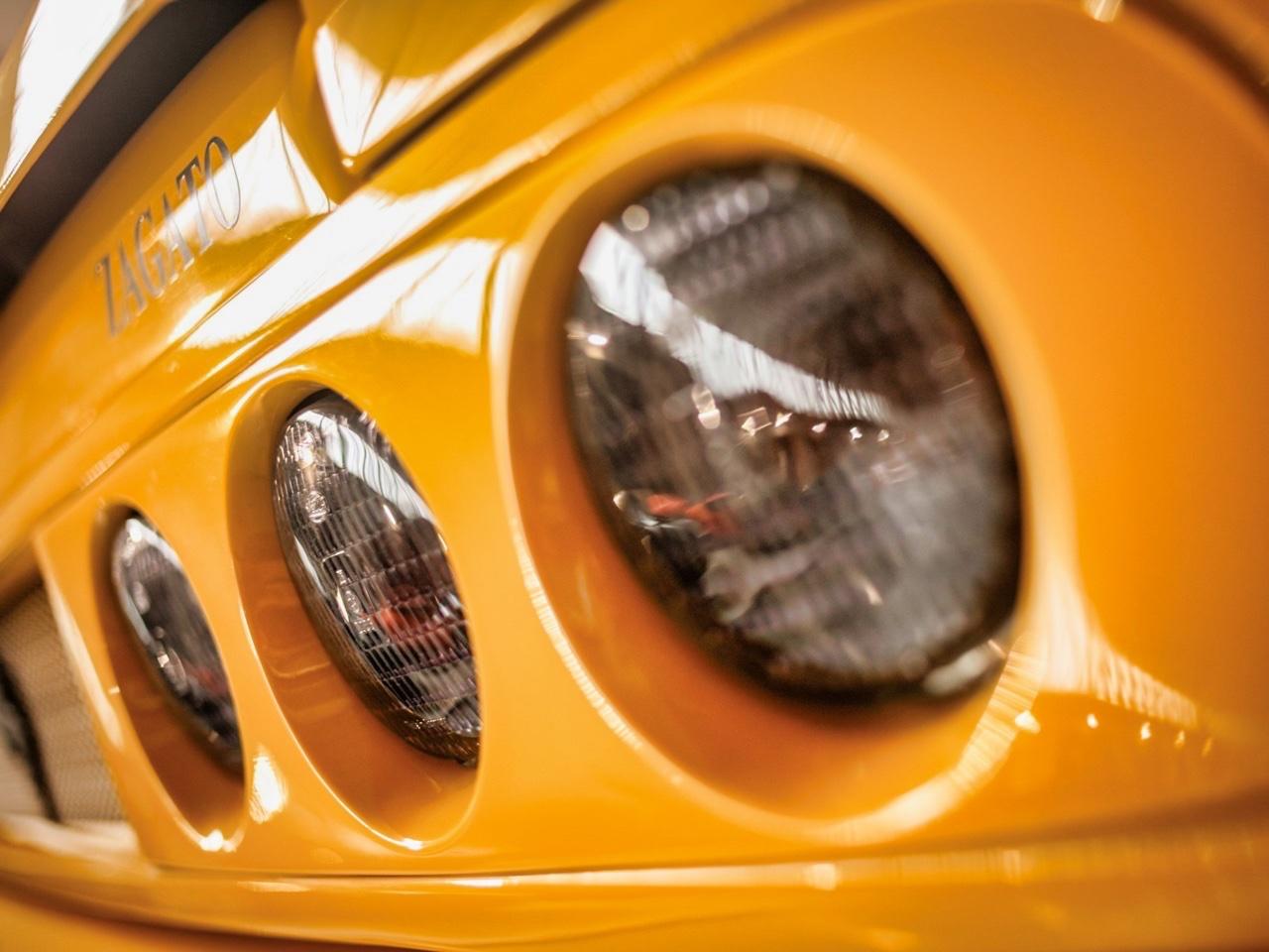 '90 Ferrari 348 TB Zagato Elaborazione... C'est du style ! 10
