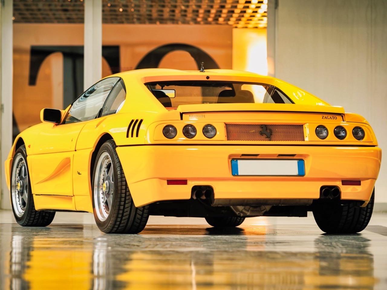 '90 Ferrari 348 TB Zagato Elaborazione... C'est du style ! 14