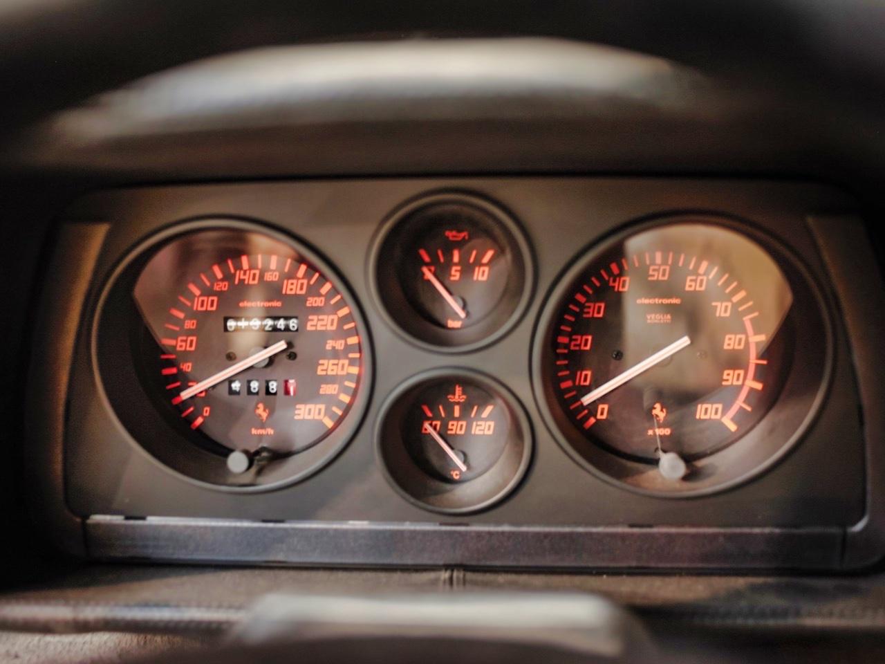 '90 Ferrari 348 TB Zagato Elaborazione... C'est du style ! 17