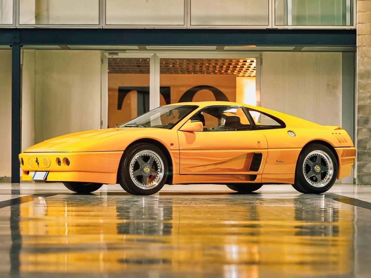 '90 Ferrari 348 TB Zagato Elaborazione... C'est du style ! 19