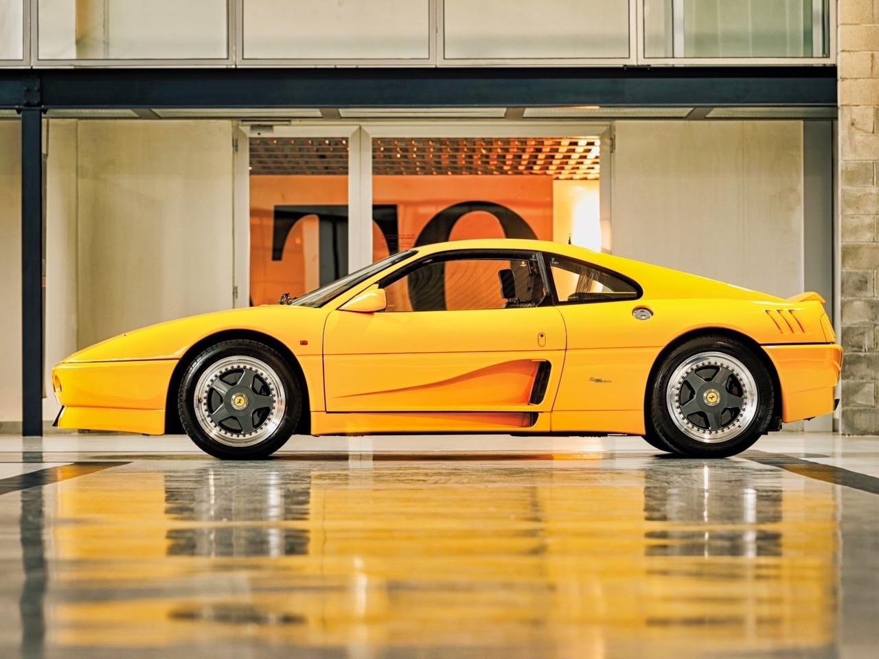 '90 Ferrari 348 TB Zagato Elaborazione... C'est du style ! 3