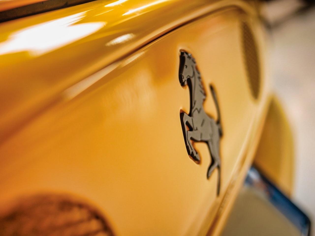 '90 Ferrari 348 TB Zagato Elaborazione... C'est du style ! 1