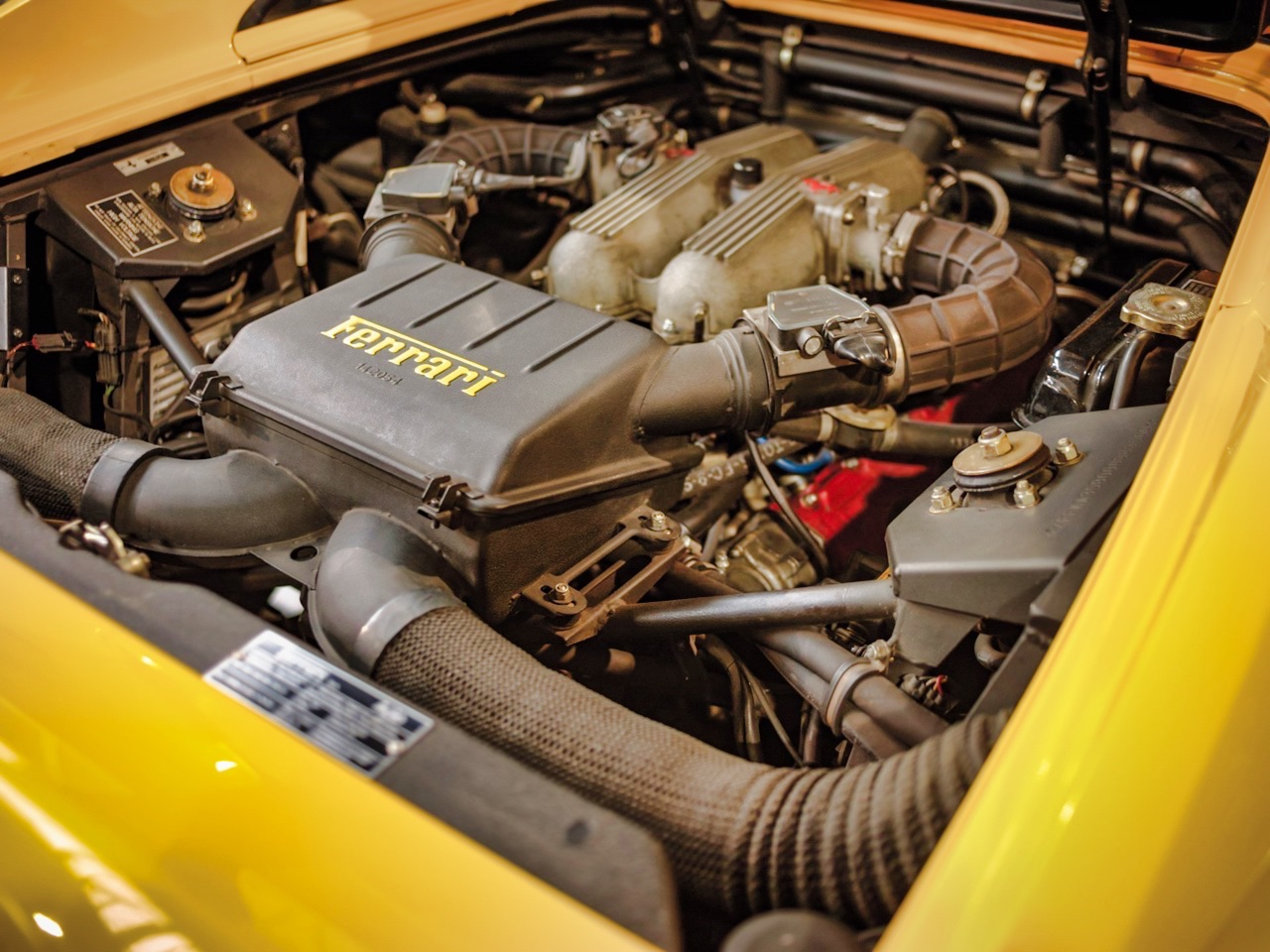 '90 Ferrari 348 TB Zagato Elaborazione... C'est du style ! 13