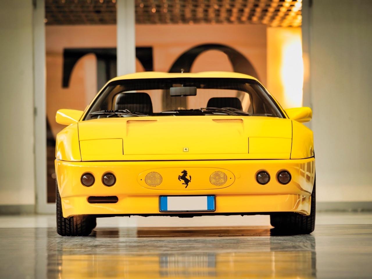 '90 Ferrari 348 TB Zagato Elaborazione... C'est du style ! 4