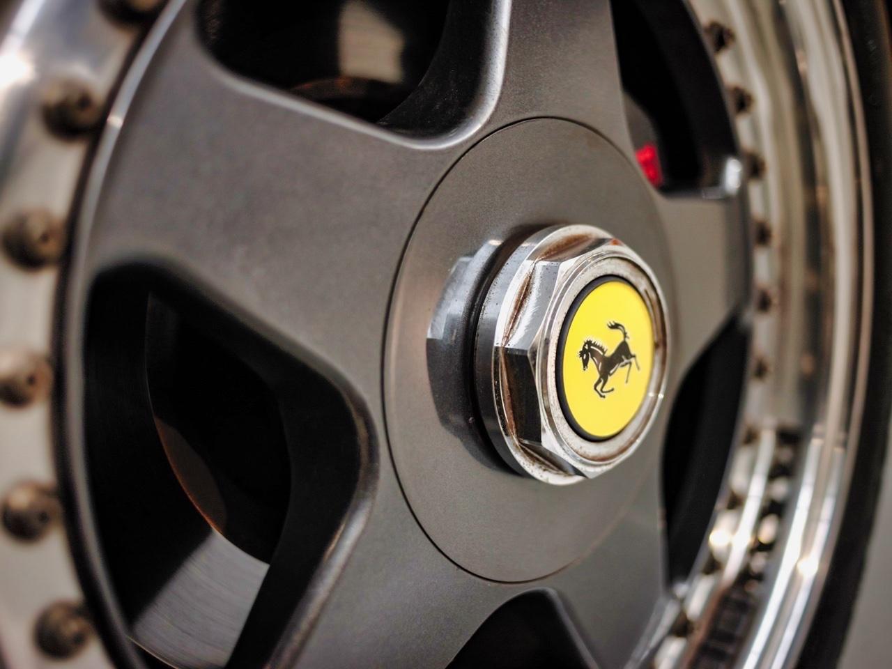 '90 Ferrari 348 TB Zagato Elaborazione... C'est du style ! 6