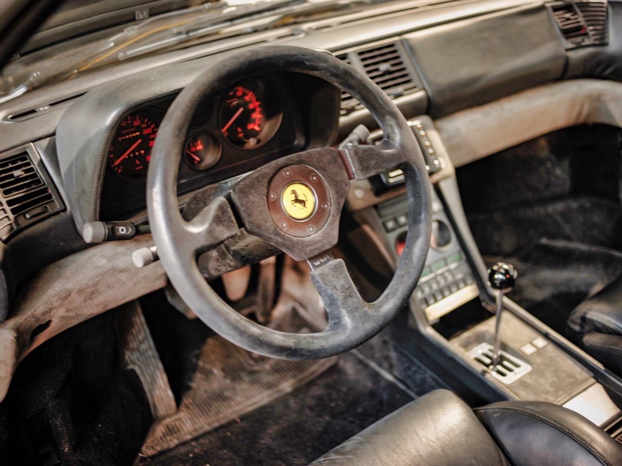 '90 Ferrari 348 TB Zagato Elaborazione... C'est du style ! 15