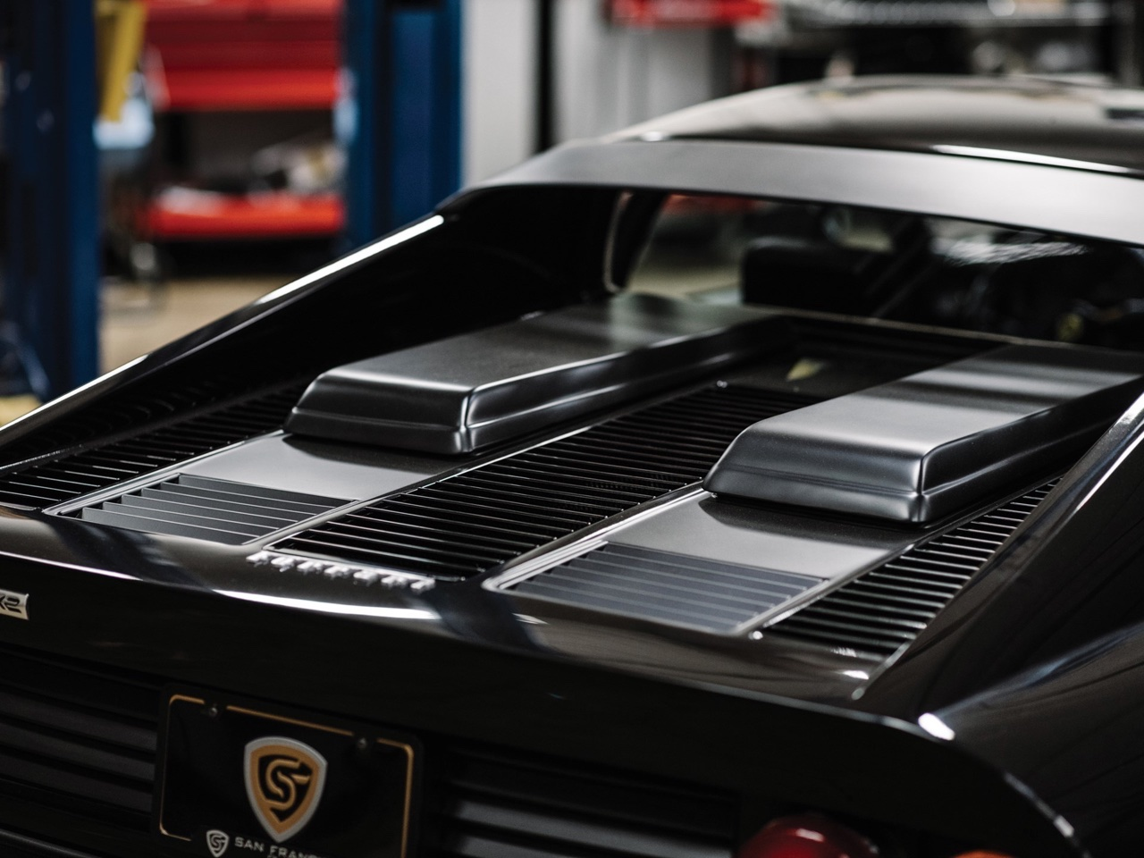 '79 Ferrari 512 BB... Restomod en mode furtif ! 14