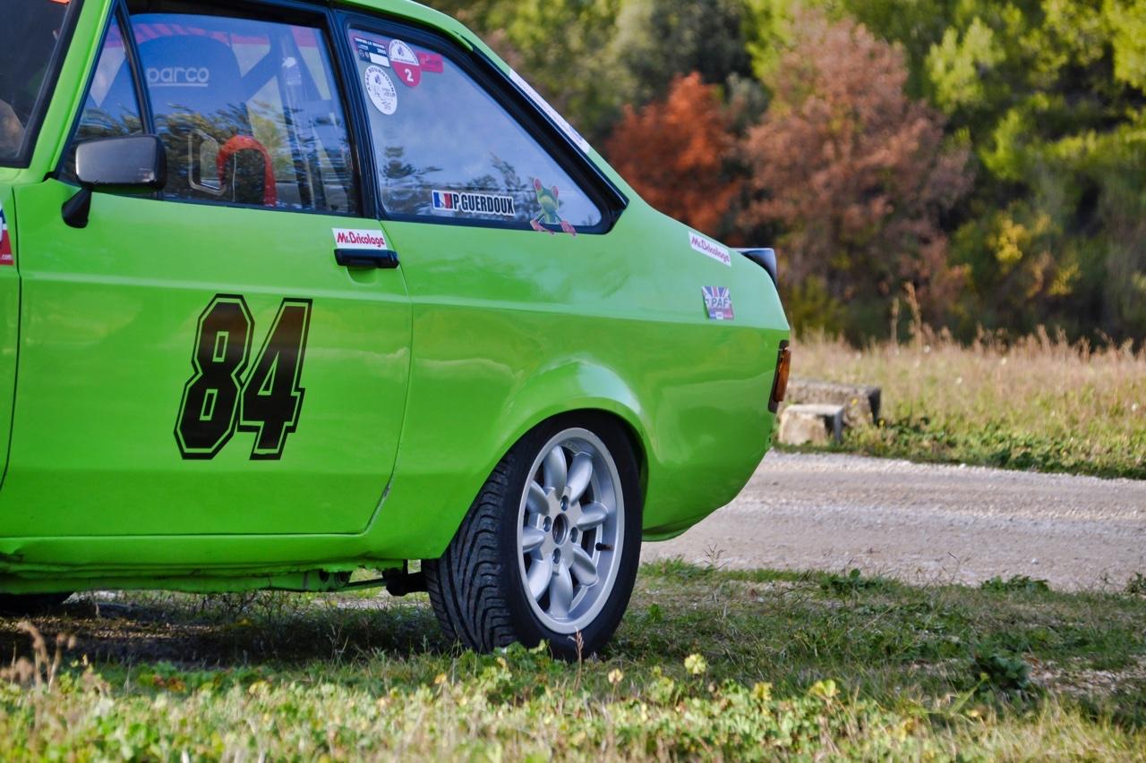 '76 Ford Escort RS2000 MkII HTCC - Championne en titre ! 13