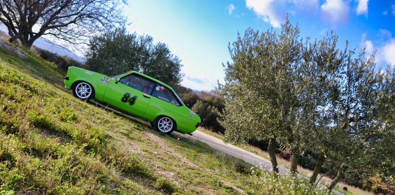 '76 Ford Escort RS2000 MkII HTCC - Championne en titre ! 31