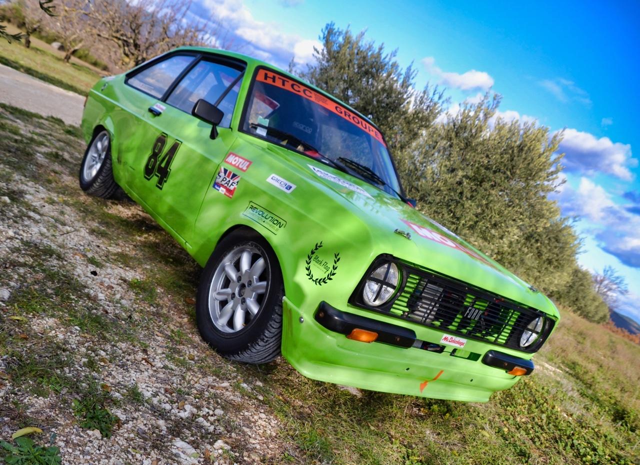 '76 Ford Escort RS2000 MkII HTCC - Championne en titre ! 19