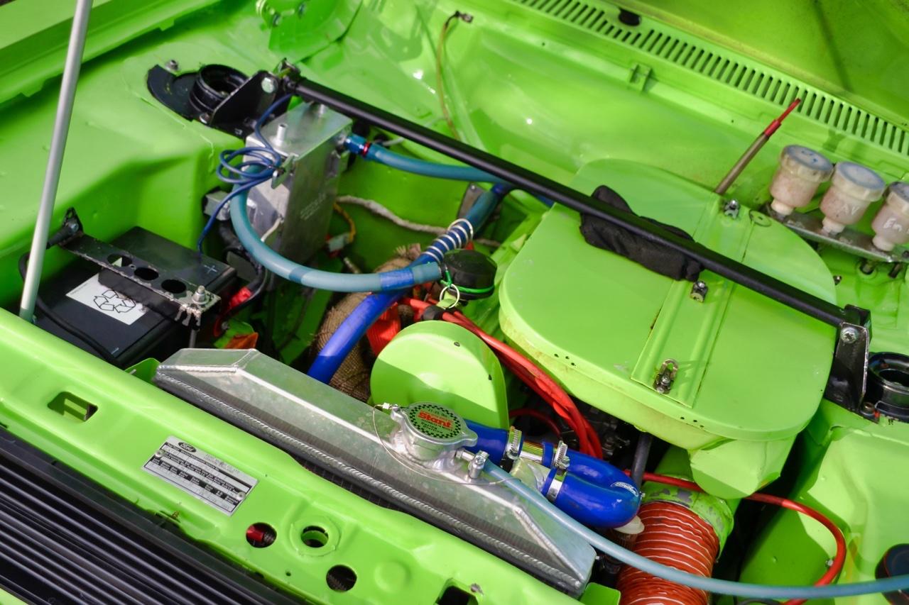 '76 Ford Escort RS2000 MkII HTCC - Championne en titre ! 21
