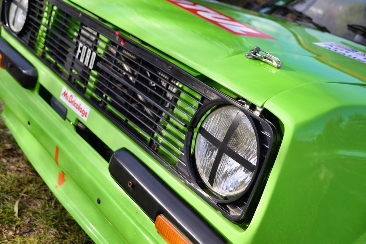'76 Ford Escort RS2000 MkII HTCC - Championne en titre ! 16