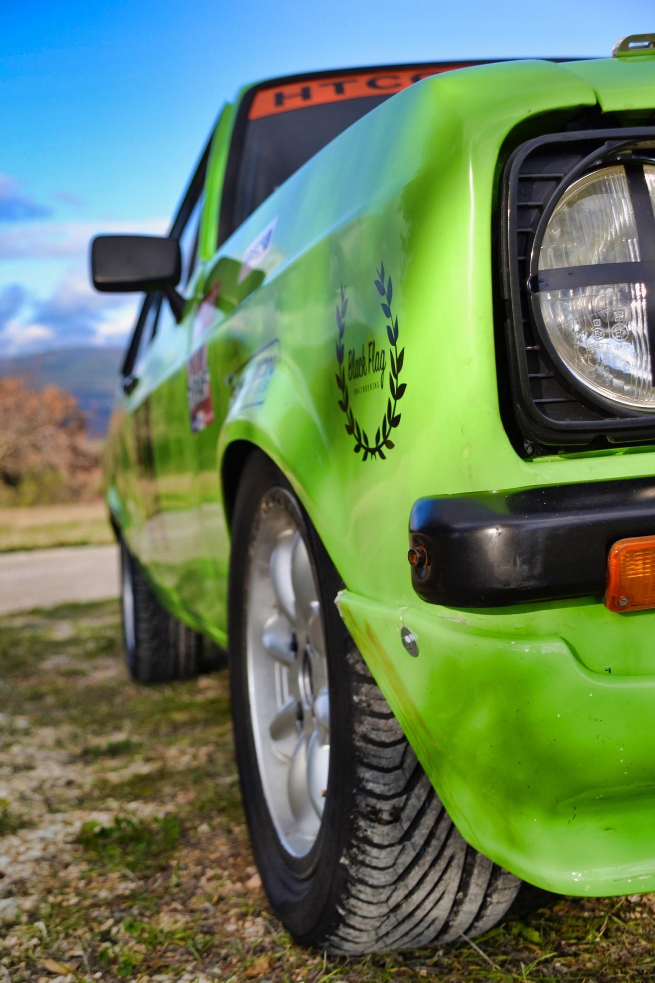 '76 Ford Escort RS2000 MkII HTCC - Championne en titre ! 14