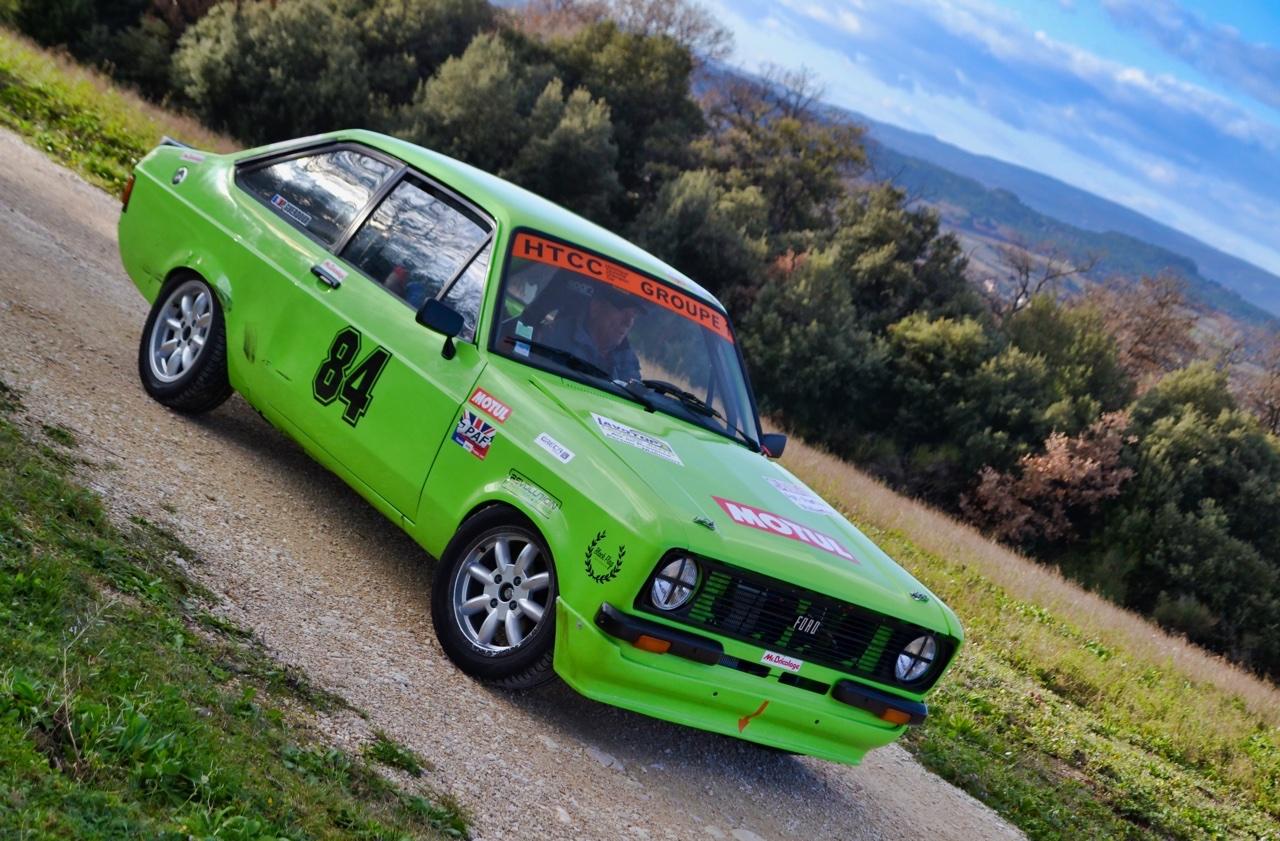 '76 Ford Escort RS2000 MkII HTCC - Championne en titre ! 32