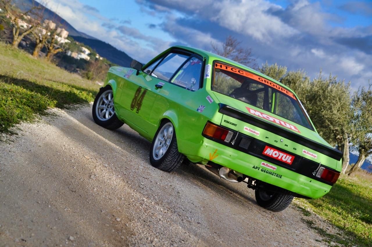 '76 Ford Escort RS2000 MkII HTCC - Championne en titre ! 4