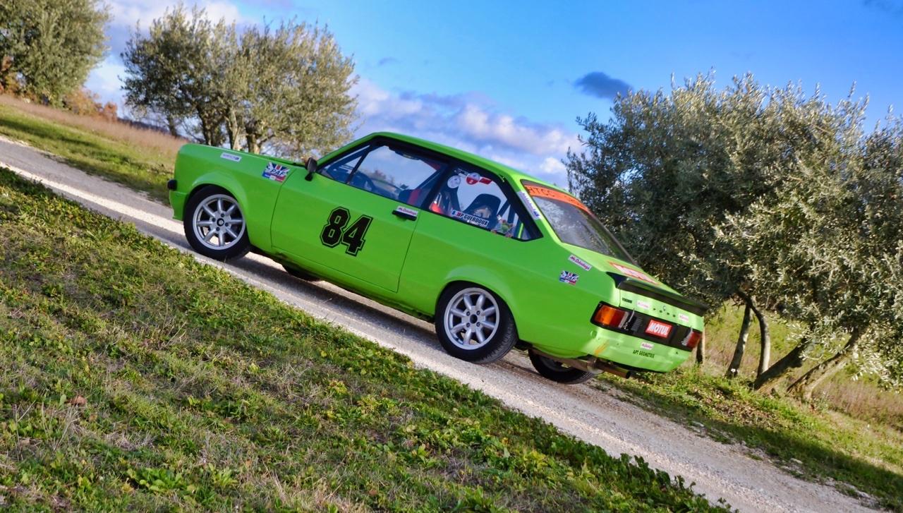 '76 Ford Escort RS2000 MkII HTCC - Championne en titre ! 12