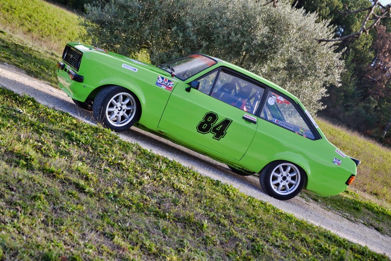 '76 Ford Escort RS2000 MkII HTCC - Championne en titre ! 3