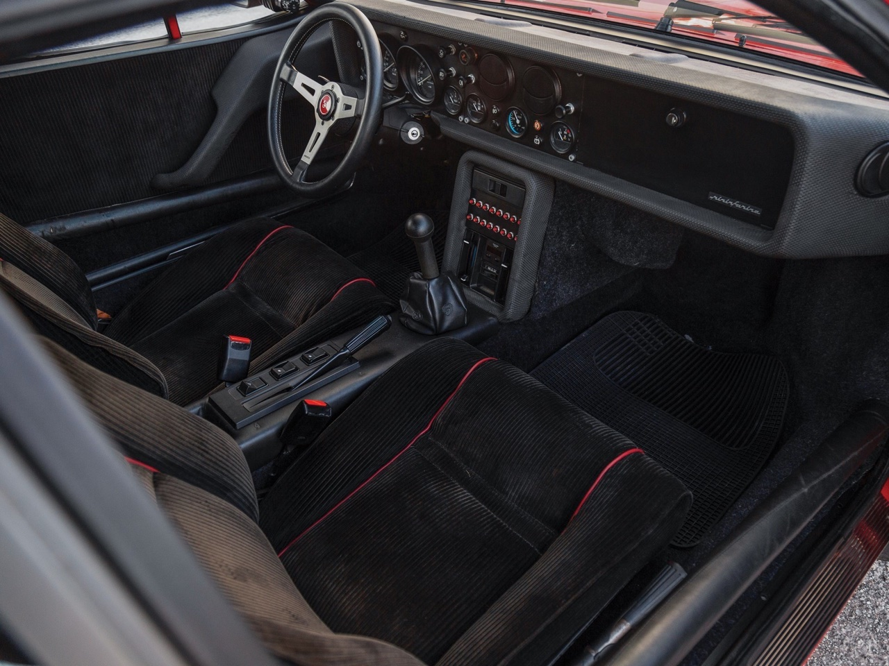 Lancia 037 Stradale... 100% Course ! 12