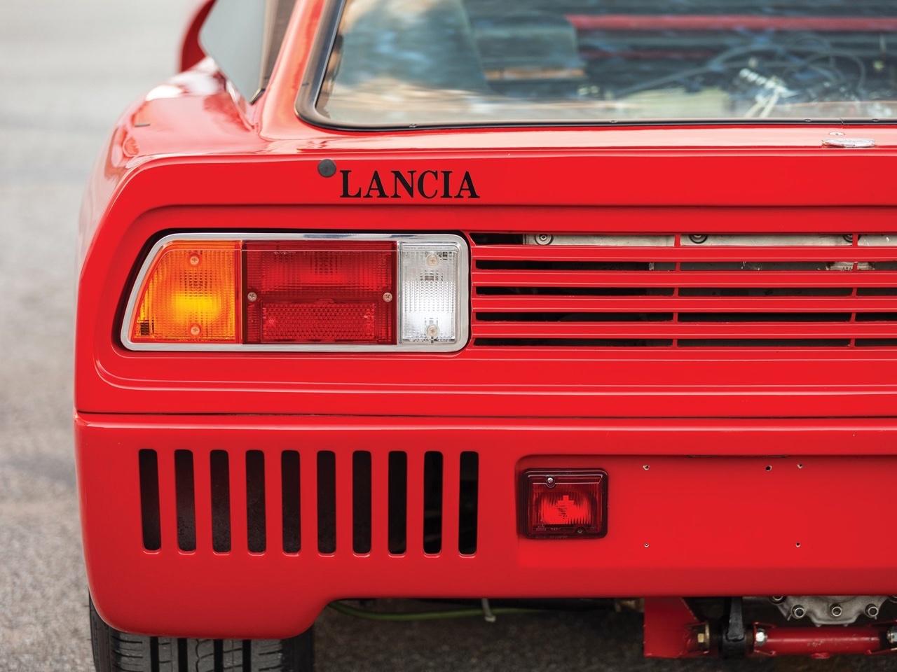 Lancia 037 Stradale... 100% Course ! 5