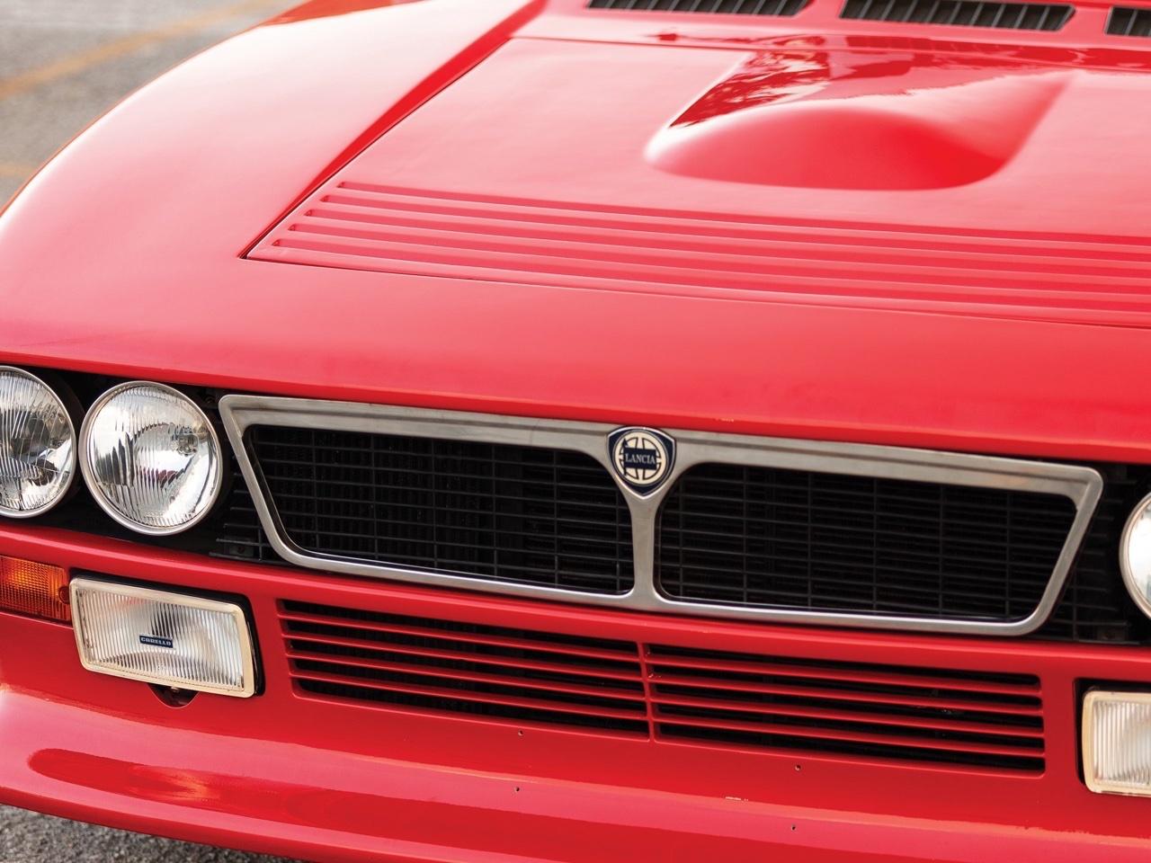 Lancia 037 Stradale... 100% Course ! 4