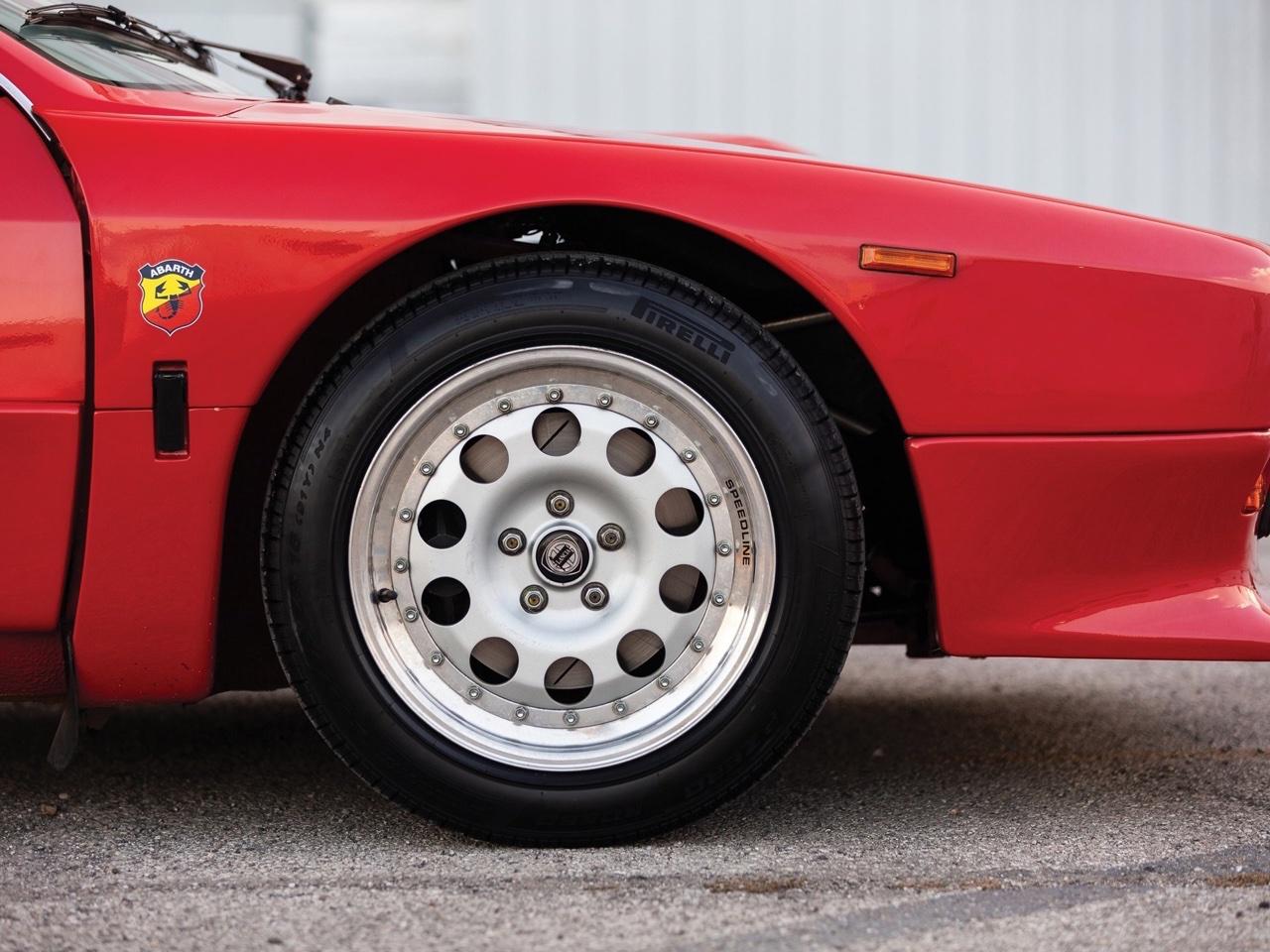 Lancia 037 Stradale... 100% Course ! 24