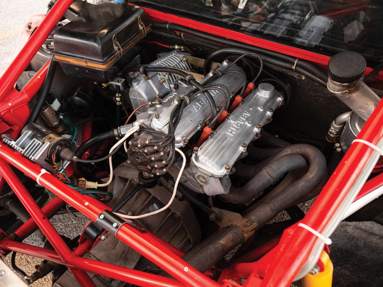 Lancia 037 Stradale... 100% Course ! 9