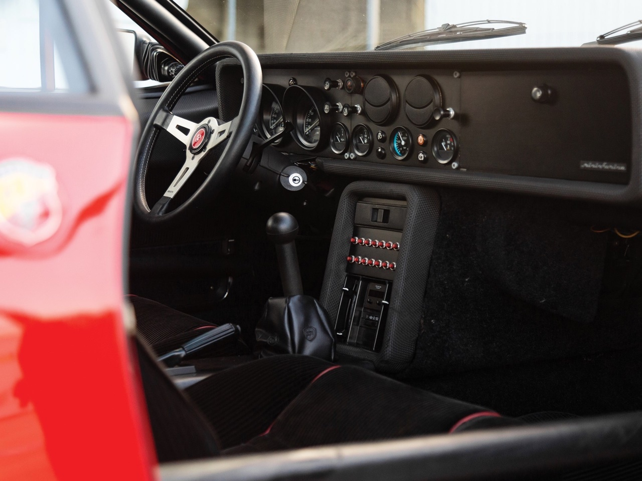 Lancia 037 Stradale... 100% Course ! 15