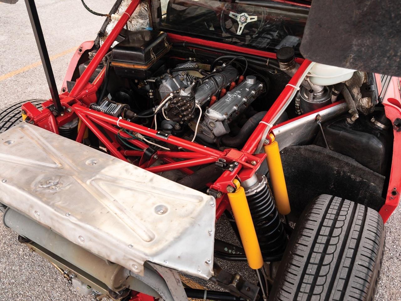 Lancia 037 Stradale... 100% Course ! 20